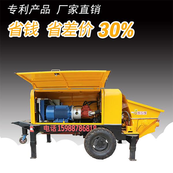 细石混凝土输送泵_细石混凝土输送泵哪个牌子好-品牌厂家不容错过[鲁科重工]