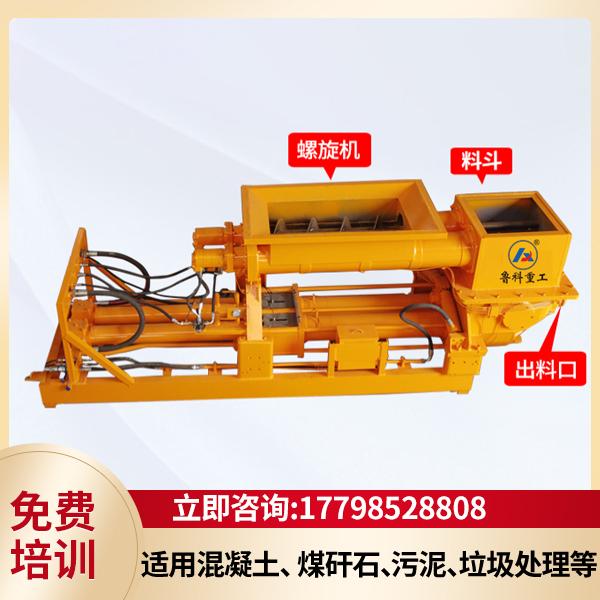 电厂煤泥输送系统厂家.jpg
